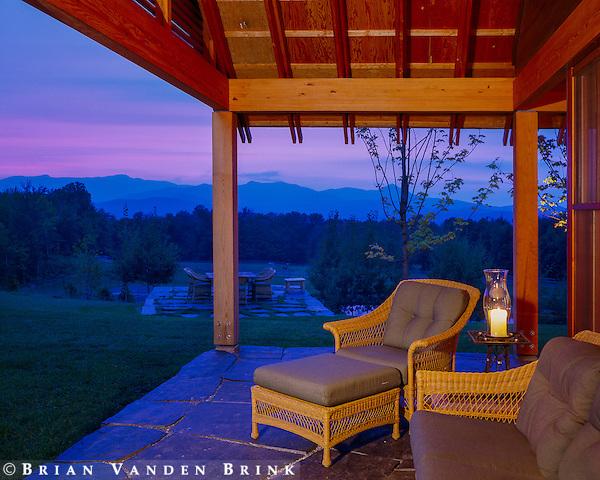 Stowe, Vermont. Design: Peter Rose + Partners