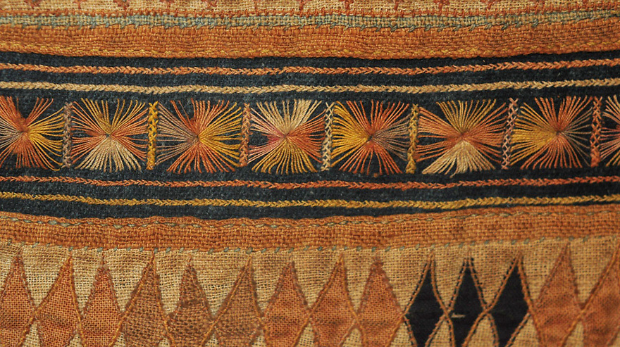 ANTIQUE AKHA TRIBAL JACKET