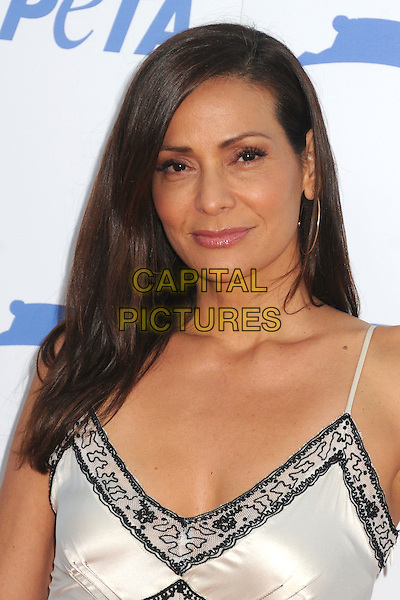 30 September 2015 - Hollywood, California - Constance Marie. PETA 35th Anniversary Gala held at the Hollywood Palladium. <br /> CAP/ADM/BP<br /> &copy;BP/ADM/Capital Pictures
