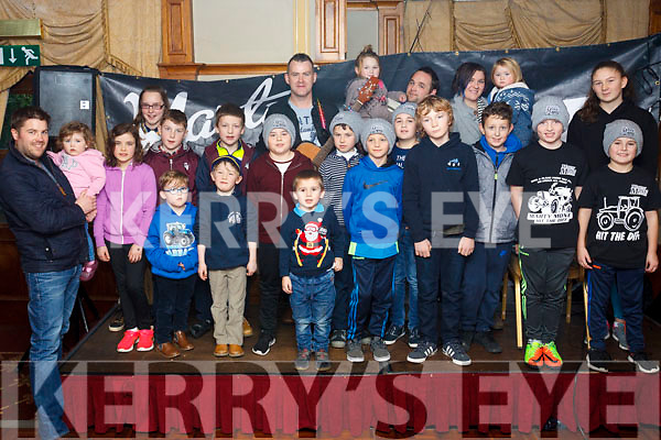 Marty Mone fans in attendance at his meet and greet in the Meadowlands Hotel on Saturday afternoon last.