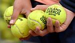 28.05.2018 ITF French Open Tennis Roland-Garros Paris France Generals views of the Roland-Garros ball boys