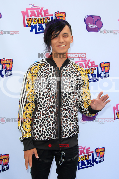 Cole Plante at the the 'Make Your Mark: Shake It Up Dance Off 2012' at LA Center Studios in Los Angeles, California on 7.10.2012..Credit: Martin Smith/face to face / MediaPunch Inc.  ***online only for weekly magazines*** /©NortePhoto