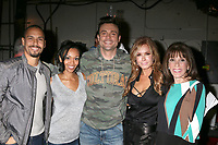 LOS ANGELES - FEB 2:  Bryton James, Mishael Morgan, Daniel Goddard, Tracey Bregman, Kate Linder at the Tracey Bregman 35th Anniversary on the Young and the Restless at CBS TV City on February 2, 2018 in Los Angeles, CA