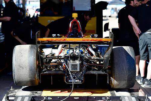 2018 Verizon IndyCar Series Phoenix testing<br /> Phoenix Raceway, Avondale, Arizona, USA<br /> Thursday 8 February 2018<br /> Ryan Hunter-Reay, Andretti Autosport Honda<br /> World Copyright: Scott R LePage/LAT Images<br /> ref: Digital Image _SRL0441
