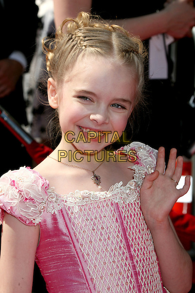 DARCY ROSE BYRNES.34th Annual Daytime Emmy Awards - Arrivals,.Kodak Theatre, Hollywood, California,.USA, 15 June 2007..portrait headshot pink dress.CAP/ADM/BP.©Byron Purvis/AdMedia/Capital Pictures.