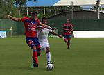 Deportivo Pasto venció 0-2 a Jaguares. Fecha 12 Liga Águila II-2018.