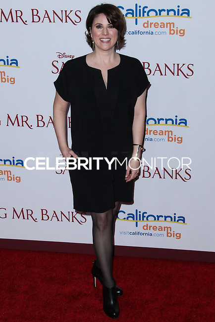 "BURBANK, CA - DECEMBER 09: Melanie Paxson arriving at the U.S. Premiere Of Disney's ""Saving Mr. Banks"" held at Walt Disney Studios on December 9, 2013 in Burbank, California. (Photo by Xavier Collin/Celebrity Monitor)"