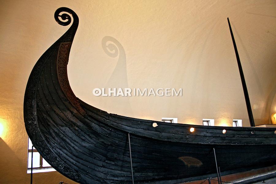 Museu Viking. Oslo. Noruega. 2008. Foto de Marcio Nel Cimatti.