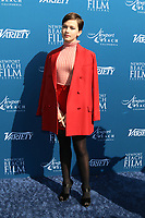 LOS ANGELES - NOV 11:  Cailee Spaeny at the 10 Actors to Watch & Newport Beach Film Festival Fall Honors at the Resort at Pelican Hill on November 11, 2018 in Newport Coast, CA