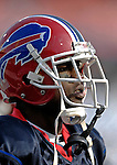 26 November 2006: Buffalo Bills wide receiver Roscoe Parrish warms up prior to a game against the Jacksonville Jaguars at Ralph Wilson Stadium in Orchard Park, NY. The Bills defeated the Jaguars 27-24. Mandatory Photo Credit: Ed Wolfstein Photo<br />
