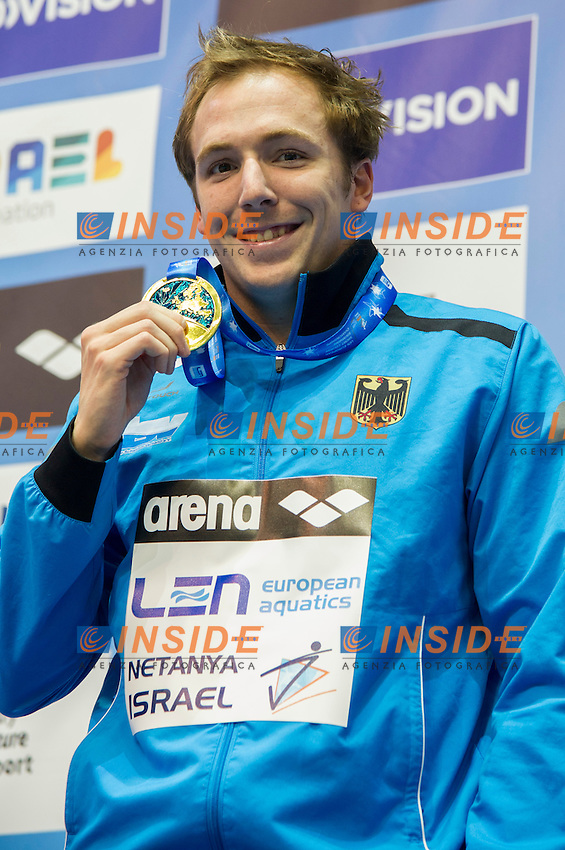 KOCH Marco GER Gold Medal<br />