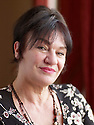 Louise Rennison,former comedian andauthor of best selling diaries of Georgina Nicholson at The Oxford Literary Festival 2010.CREDIT Geraint Lewis