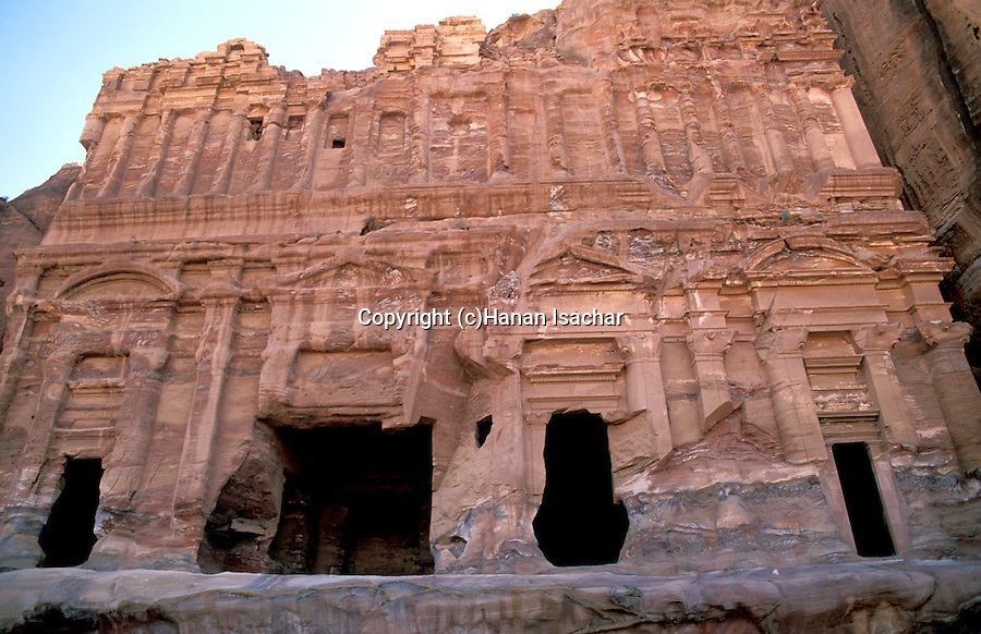 Jordan, Petra. The Palace Tomb&#xA;<br />