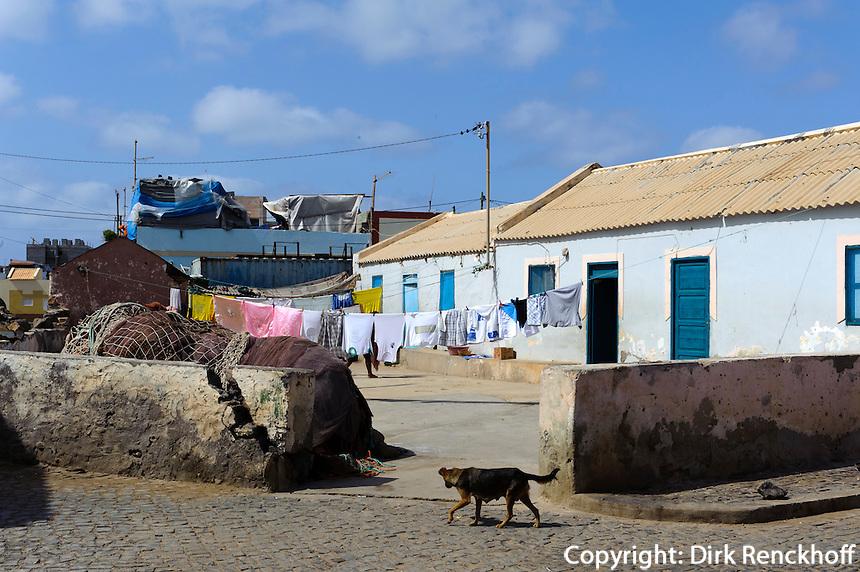 Huas in Palmeira, Sal, Kapverden, Afrika