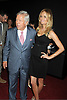 """Robert Kraft and girlfriend attend the World Premiere of """"The Bourne Legacy"""" on July 30, 2012 at The Ziegfeld Theatre in New York City. The movie stars Jeremy Renner, Rachel Weisz, Edward Norton, Stacy Keach, Dennis Boutsikaris and Oscar Isaac."""