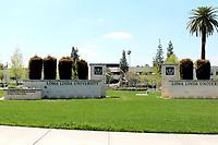 LOS ANGELES - APR 11:  Loma Linda Univeristy at the Buildings at the Loma Linda University on April 11, 2020 in Loma Linda, CA