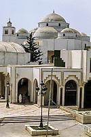 Tunis, Tunisia.  Sidi Mehrez Mosque, 1675-92.
