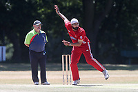 Monty Panesar of Hornchurch during Wanstead and Snaresbrook CC vs Hornchurch CC, Shepherd Neame Essex League Cricket at Overton Drive on 30th June 2018