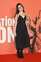 "Dodie Clark<br /> arriving for the London Film Festival screening of ""Assassination Nation"" at the Cineworld Leicester Square, London<br /> <br /> ©Ash Knotek  D3450  19/10/2018"