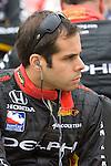 5 August 2007: Vitor Meira (BRA) at the Firestone Indy 400, Michigan International Speedway, Brooklyn, Michigan