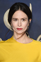 LONDON, UK. November 13, 2018: Katherine Waterston at the &quot;Fantastic Beasts: The Crimes of Grindelwald&quot; premiere, Leicester Square, London.<br /> Picture: Steve Vas/Featureflash