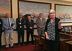 New Jersey Winery of the Year and Governor's Cup Winners were honored at the New Jersey Statehouse on Thursday June 15, 2017.