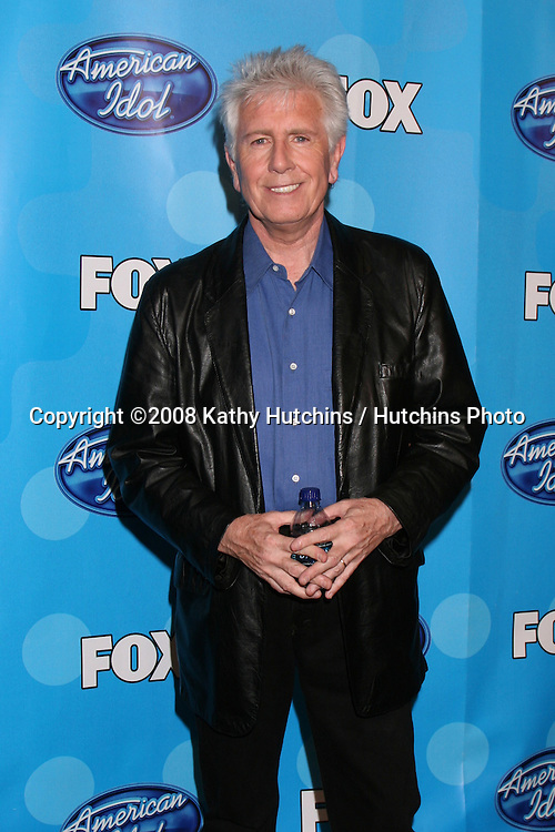 Graham Nash.American Idol FInale 2008  Press Room.Nokia Theater.Los Angeles,  CA.May 21, 2008.©2008 Kathy Hutchins / Hutchins Photo .