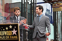Adam Scott, Paul Rudd<br />
