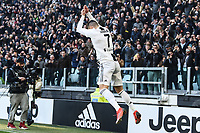 Cristiano Ronaldo celebrates after scoring a goal<br /> Torino 29-12-2018 Allianz Stadium Football Calcio Serie A 2018/2019 Juventus - Sampdoria  <br /> Foto Image Sport / Insidefoto