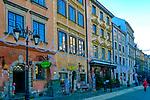 Rynek Starego Miasta w Warszawie, Polska<br /> Old Town Square in Warsaw, Poland