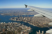 New York City aerial photo