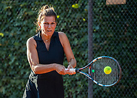 Hilversum, The Netherlands,  August 23, 2019,  Tulip Tennis Center, NSK,  Sandy Wenderhold (NED) <br /> Photo: Tennisimages/Henk Koster