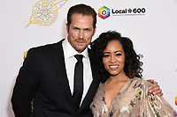 07 February 2020 - Beverly Hills - Jason Lewis, Dawn-Lyen Gardner. 57th Annual ICG Publicists Awards Luncheon  held at Beverly Hilton Hotel. Photo Credit: Birdie Thompson/AdMedia