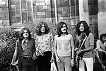 Led Zeppelin  1969  John Paul Jones, Robert Plant, John Bonham and Jimmy Page at Bath Festival