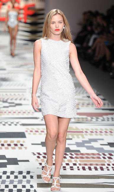 WWW.ACEPIXS.COM<br /> <br /> February 19 2015, London<br /> <br /> Georgia May Jagger walks the runway at the Fashion For Relief charity fashion show to kick off London Fashion Week 2015 at Somerset House on February 19 29015 in London<br /> <br /> By Line: Famous/ACE Pictures<br /> <br /> <br /> ACE Pictures, Inc.<br /> tel: 646 769 0430<br /> Email: info@acepixs.com<br /> www.acepixs.com