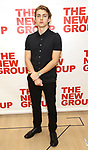David Levi attends the cast photo call for the New Group Production on 'Downtown Race Riot' on October 23, 2017 at The New 42nd Street Studios in New York City.