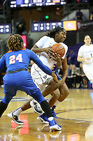 SEATTLE, WA - DECEMBER 18: Washington's Aarion McDonald against Savannah State.  Washington won 87-36 over Savannah State at Alaska Airlines Arena in Seattle, WA.