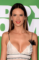 """LOS ANGELES - NOV 5:  Alessandra Ambrosio at the """"Daddy's Home 2"""" Los Angeles Premiere at the Village Theater on November 5, 2017 in Westwood, CA"""