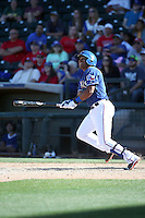 Josh Morgan - Texas Rangers 2016 spring training (Bill Mitchell)