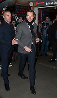 January 17 2018, PARIS FRANCE<br /> Premiere of the film the Greatest Showman<br /> at Gaumont Opera Cinema In Paris. Actor<br /> Hugh Jackman arrives at the Premiere. #>