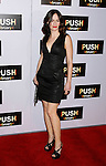 "WESTWOOD, CA. - January 29: Actress Maggie Siff arrives at the Los Angeles Premiere of ""Push"" at the Mann Village Theater on January 29, 2009 in Westwood, California."