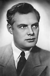 Павел Петрович Кадочников — советский актёр театра и кино, кинорежиссёр. 1950 год. / Pavel Kadochnikov - Soviet actor of theater and cinema, film director. 1950 year.