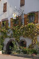 the winery domaine g humbrecht pfaffenheim alsace france