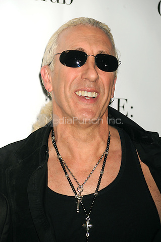Dee Snider at the 'Celebrity Apprentice' Panel Discussion at The Core Club on May 22, 2012 in New York City.. Credit: Dennis Van Tine/MediaPunch