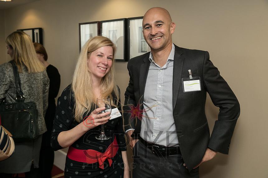 Jenny Lamacraft of Jen Creative and Michael Whitaker of LRC