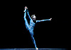 English National Ballet <br /> Emerging Dancer 2016 <br /> at the Palladium, London, Great Britain <br /> 17th May 2016 <br /> rehearsals<br /> <br /> solo <br /> <br /> <br /> Isabelle Brouwers<br /> <br /> <br /> <br /> <br /> <br /> <br /> Photograph by Elliott Franks <br /> Image licensed to Elliott Franks Photography Services