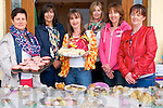FAIR TREATS: Martha Casey, Anne Teague, Michelle Dalton, Anne Costello, Mairead Walsh and Susan Fitzpatrick, tea ladies at the Ballyduff horse fair on Sunday last.