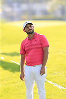 Alexander Levy (FRA) in the rough on the 16th hole during Sunday's Final Round of the 2018 Turkish Airlines Open hosted by Regnum Carya Golf &amp; Spa Resort, Antalya, Turkey. 4th November 2018.<br /> Picture: Eoin Clarke | Golffile<br /> <br /> <br /> All photos usage must carry mandatory copyright credit (&copy; Golffile | Eoin Clarke)
