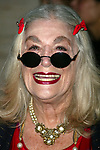 Sylvia Miles attending the Opening Night of The New York Film Festival Premiere Screening of of MYSTIC RIVER at the Avery Fisher Hall, Lincoln Center, New York City.<br />October 3, 2003