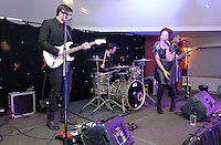 Pictured: Live band on stage<br />